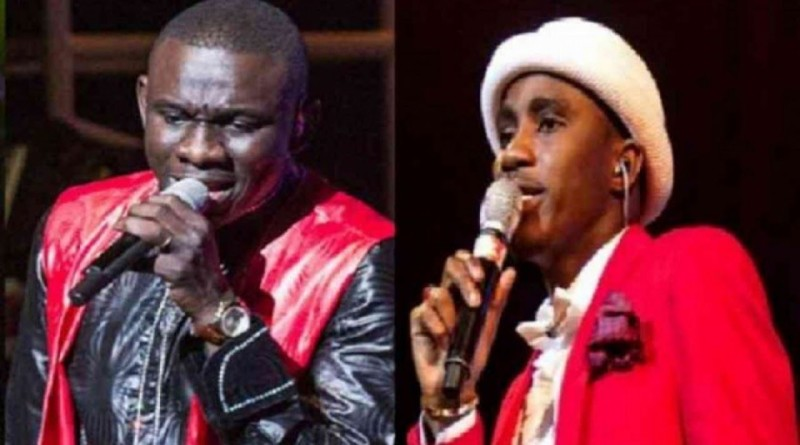 WALLY SECK ET PAPE DIOUF