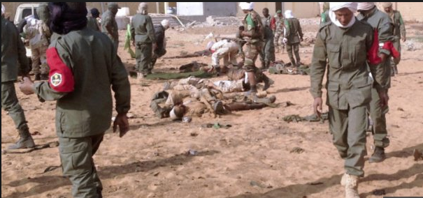 MASSACRE D'OGASSAGOU: Le gouvernement malien dissout «Dan Ambassagou» et sanctionne…